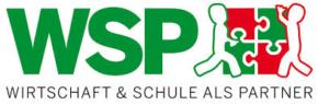 Logo: Wirtschaft & Schule als Partner